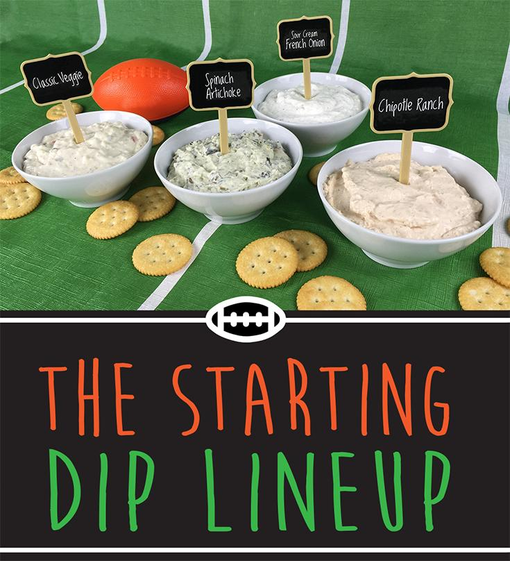 Lakeview Farms® Tailgate Dips
