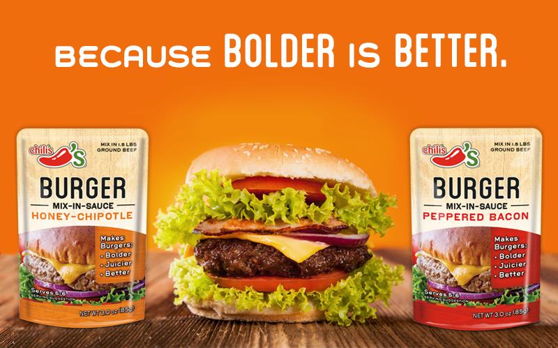 Chili's® Burger Mix-In Sauce